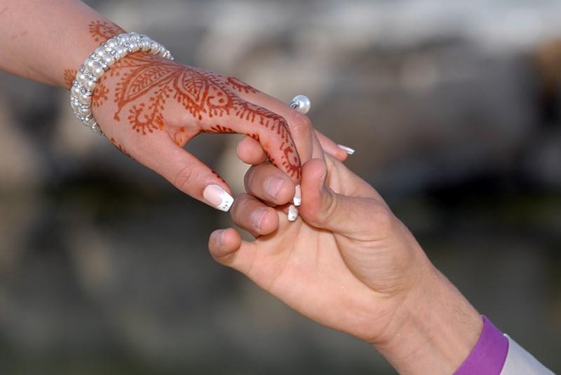 Un beau tatouage au henné