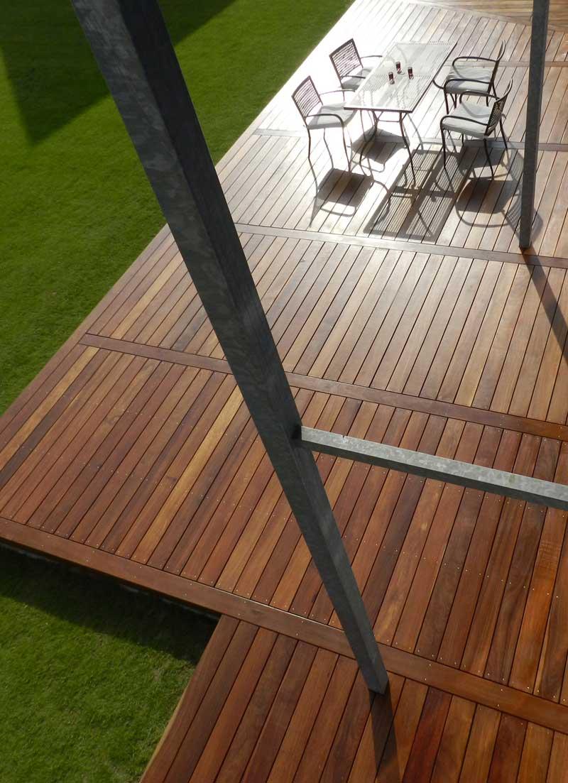 Ma nouvelle terrasse en bois grâce à ce site
