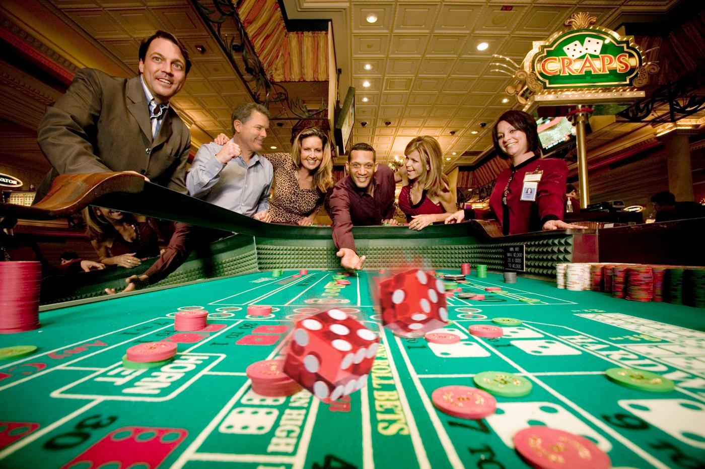 C'est un choix: les jeux casino